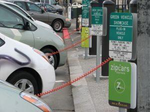 EV Charging in SanFran