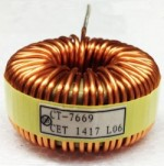 HF-Series Toroidal Power Chokes