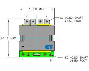 Planar Transformer CET-TP20B