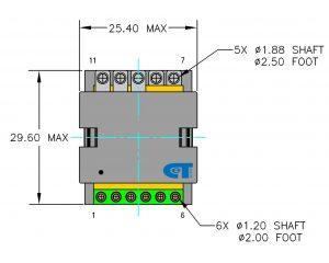 Planar Transformer CET-TP30