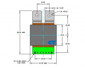 Planar Transformer CET-TP41