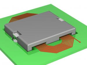 Planar Transformer Illustration