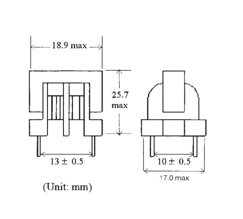 common mode choke inductors
