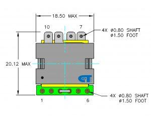 Planar Transformer CET-TP20A